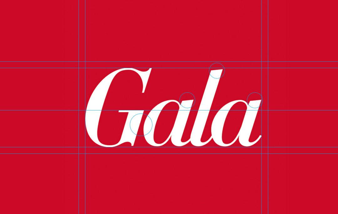 Gala | Logoentwicklung