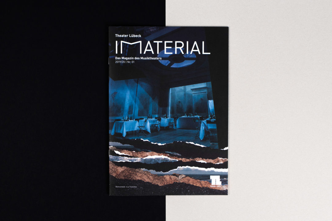Theater Lübeck | IMaterial Magazinentwicklung