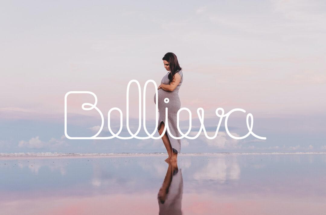 Ulla Popken Bellieva Logo | Corporate Design
